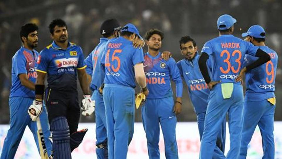india vs srilanka 2nd T20I